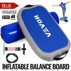 Inflatable Sup Board Balance Board Trainer Rolling Durable Waterproof Sports #Fitness