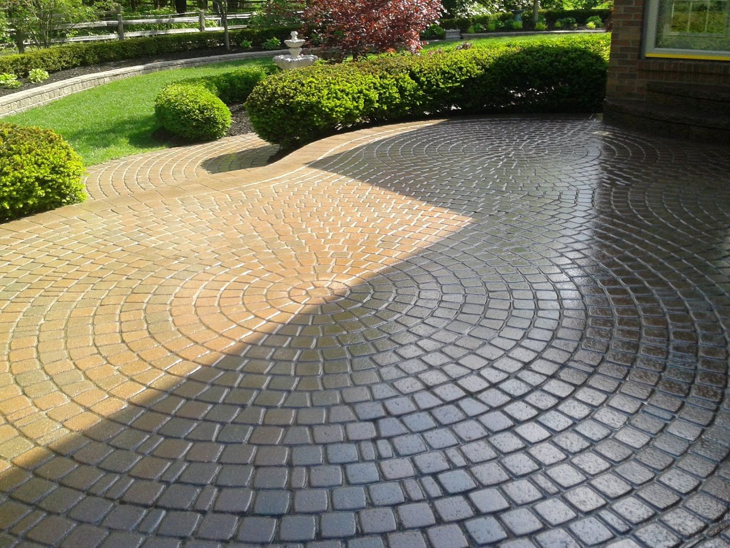 easy patio paver ideas easy landscaping ideas paver patio design ideas paver patio - Paver Design Ideas