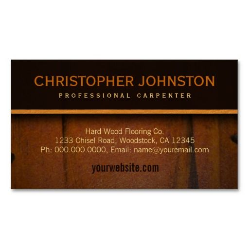 Hardwood flooring faux wooden business card magnet business cards hardwood flooring faux wooden business card magnet colourmoves
