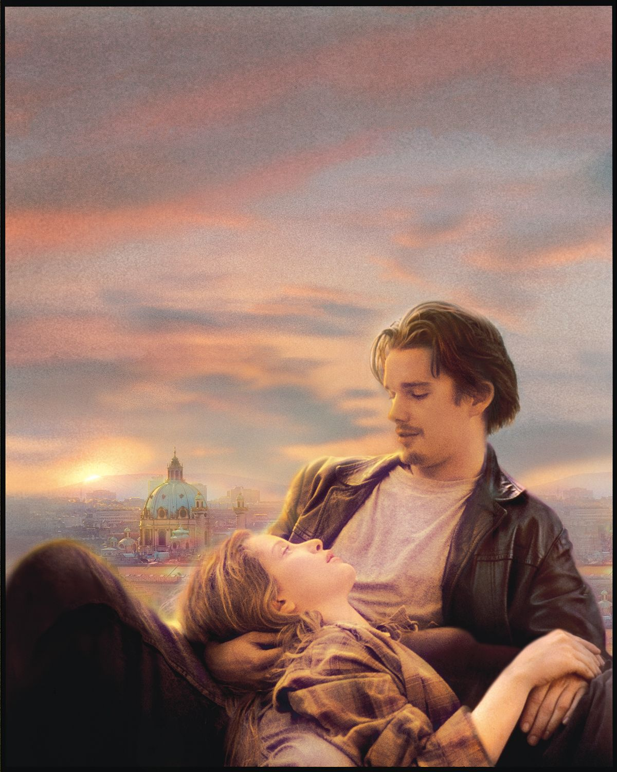 Before Sunrise - High Resolution Textless Movie Poster ...