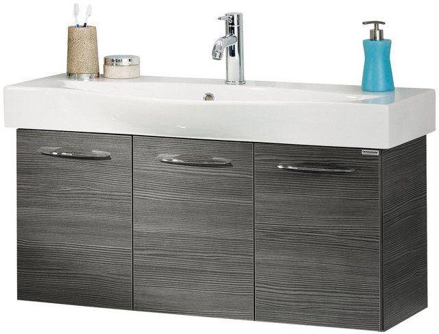 Waschtischunterbau Vadea Breite 94 Cm Waschtisch Badezimmer