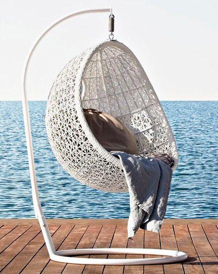 White Outdoor Furniture, Luxury Outdoor furniture, Designer Outdoor Furniture