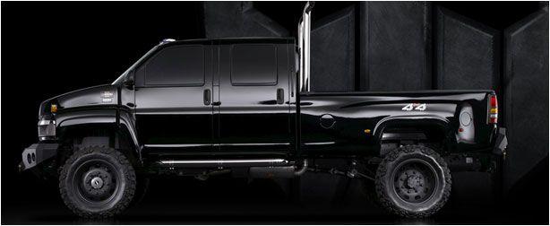 GMC TopKick C4500 4x4 pickup truck My dream truck Ironhide all