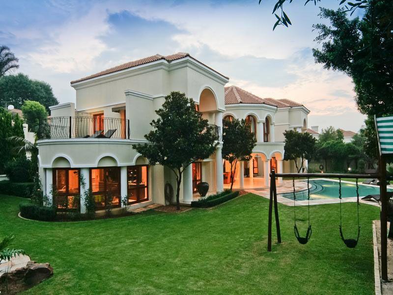Exquisite Mansion In South Africa Idesignarch Interior Design Architecture Interior Decorating Emagazine Mansions House Designs Exterior Luxury Townhouse
