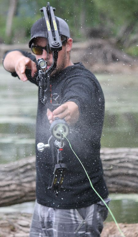 Rigorous Bowfishing No Match For The MegaMouth Reel