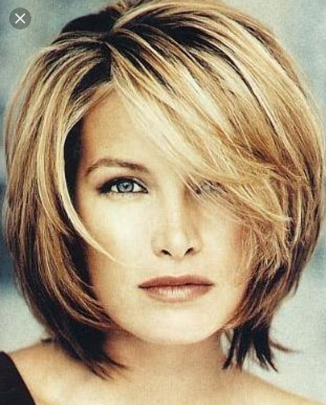 Medium Length Bob Hairstyles For Fine Hair Pinstephanie Wessler On Hair  Pinterest  Hair Style Hair Cuts
