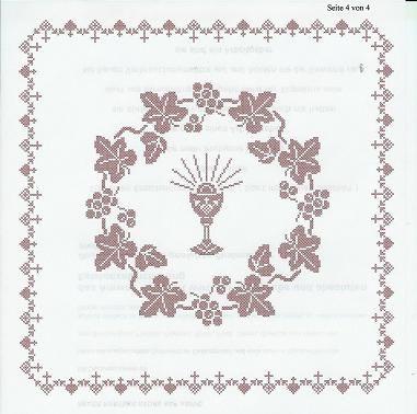 Weihkorbdecken z hlvorlage weihkorbdecken themen kreuzstich pinterest sticken - Sticken vorlagen kostenlos ...