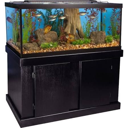 Marineland 60 gallon heartland led aquarium with stand for 60 gallon fish tank stand