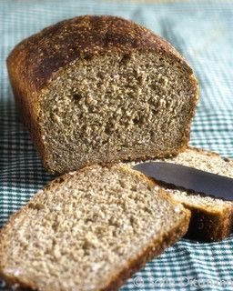 German multi-grain bread by Sofie Dittmann, via Flickr