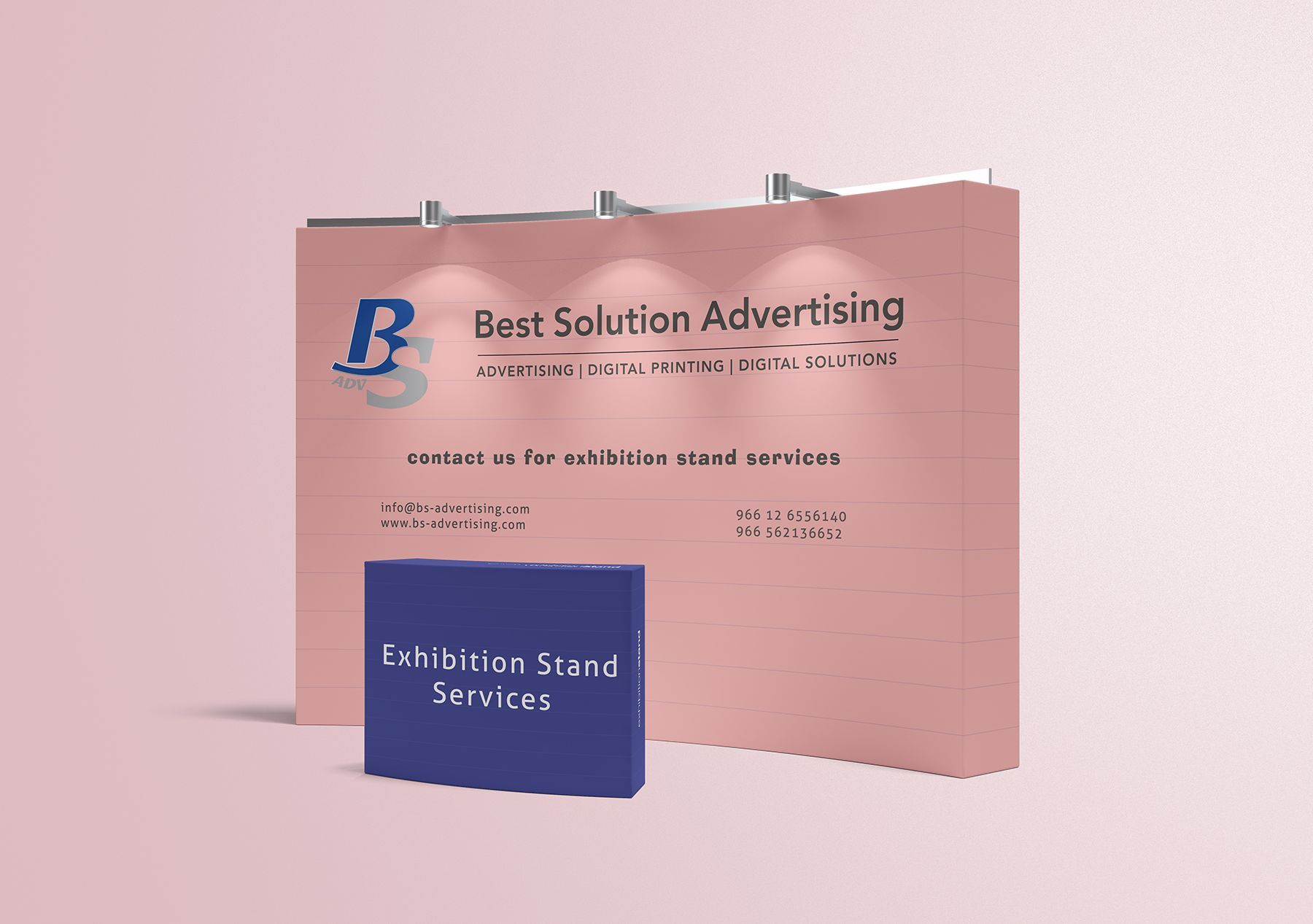 Exhibition Stand Printing And Installation Advertising Services Advertising Banner Printing