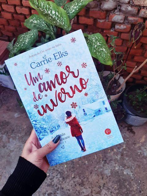 Apenas...Andy!: Resenha Literária: Um Amor De Inverno em
