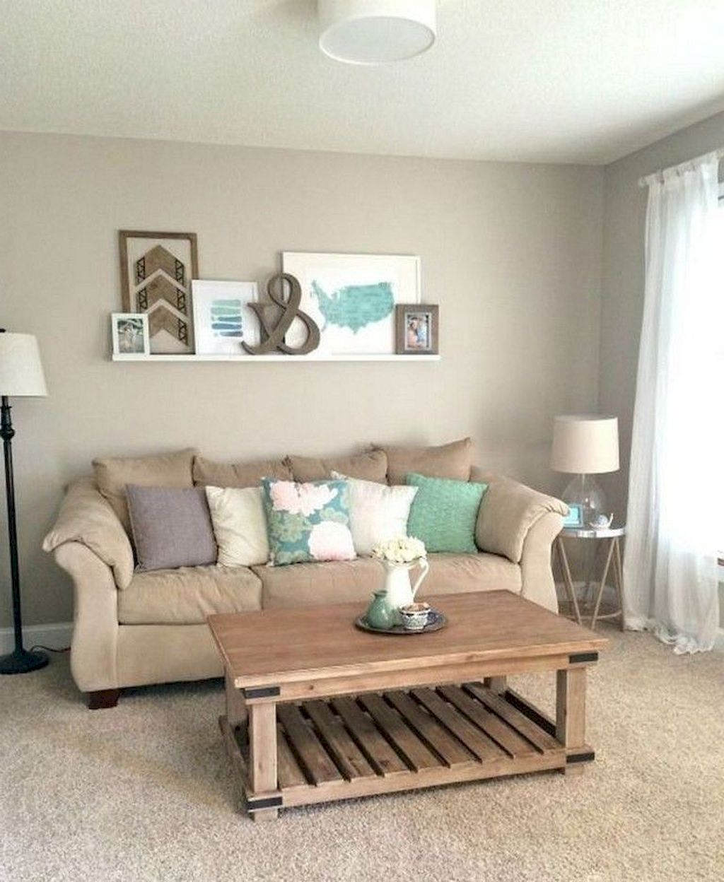 Home Design Ideas Budget: 65 First Apartment Decorating Ideas On A Budget