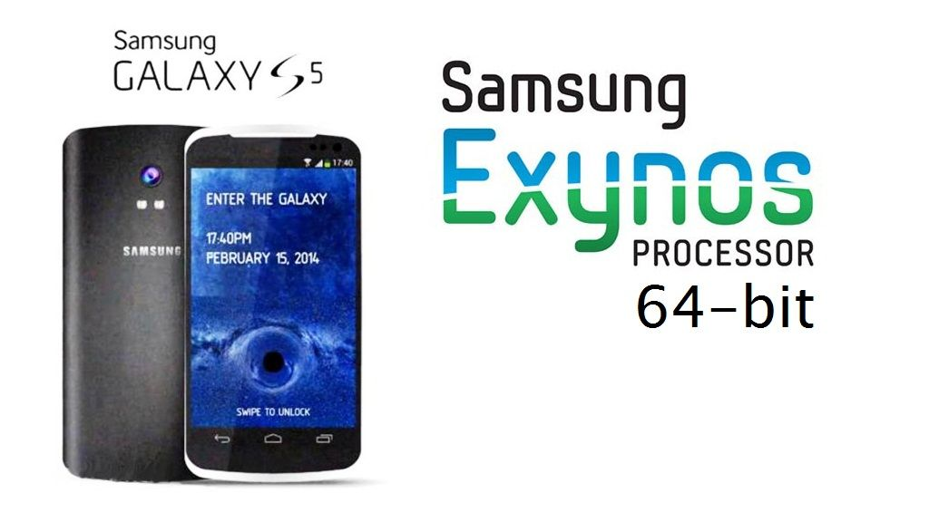 Excited about the #SamsungGalaxy S5 #smartphone with only 64-bit CPU next year?
