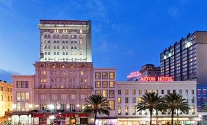 Astor Crowne Plaza New Orleans New Orleans La New Orleans
