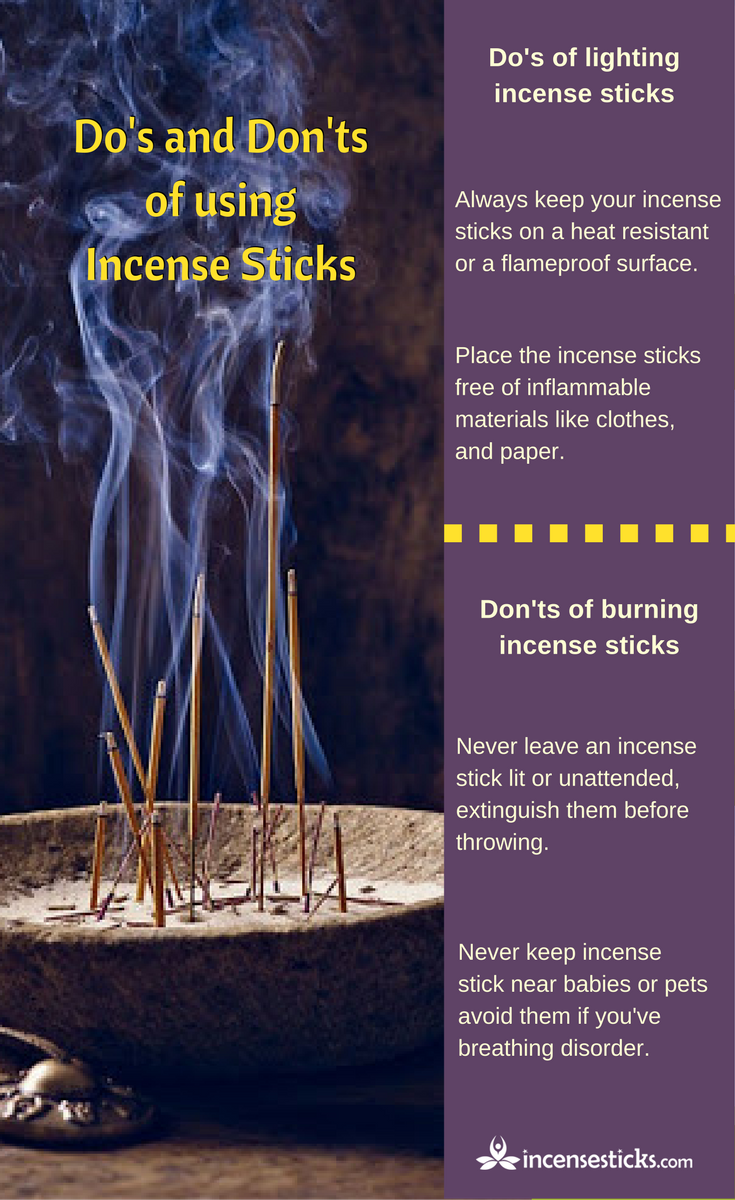 How To Use And Burn Incense Sticks Light Frankincense Incense Stick Lights Incense Sticks Frankincense Incense