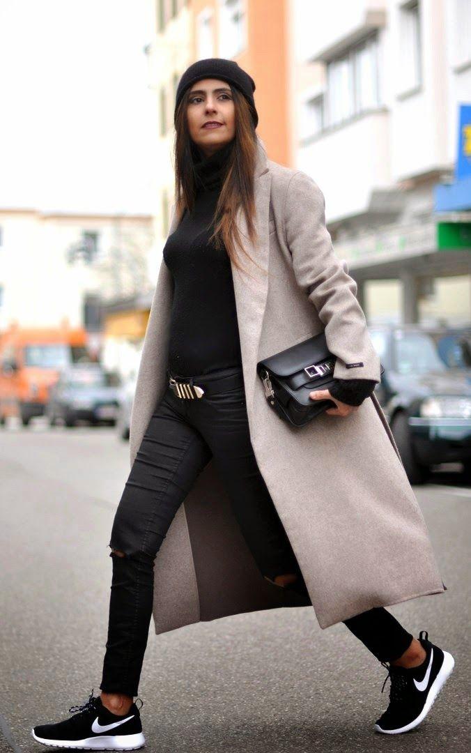 Si vas a viajar y quieres ir con un outfit cómodo y elegante, te ...