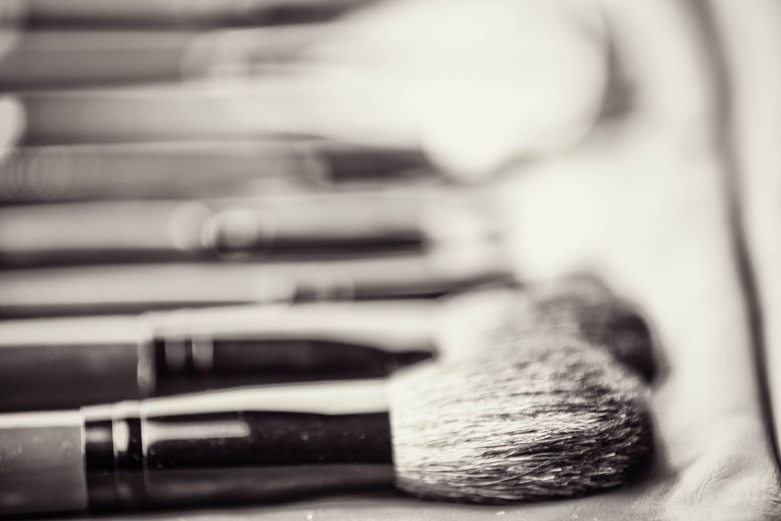 Day 207 Makeup Brushes How to clean makeup brushes
