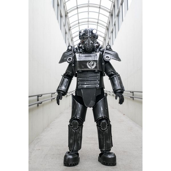 power armor costumes power