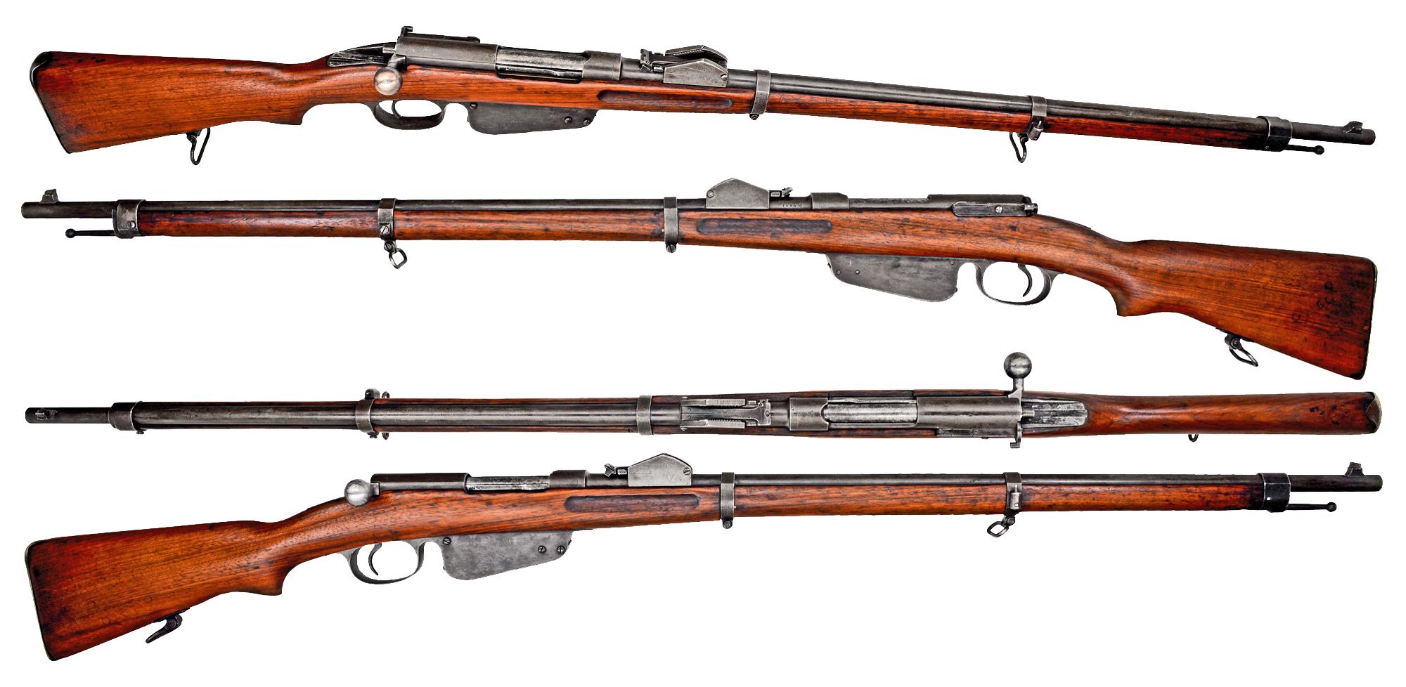 Steyr-Mannlicher Model 1888/90 | Guns | Steyr, Guns, Weapons