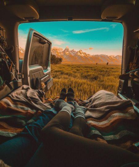 26 fotos para subir a una furgoneta y emprender una aventura