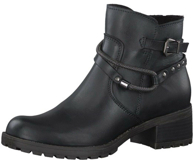 MARCO TOZZI Damen Winterstiefel Boots Stiefel Schuhe Weiß | O46