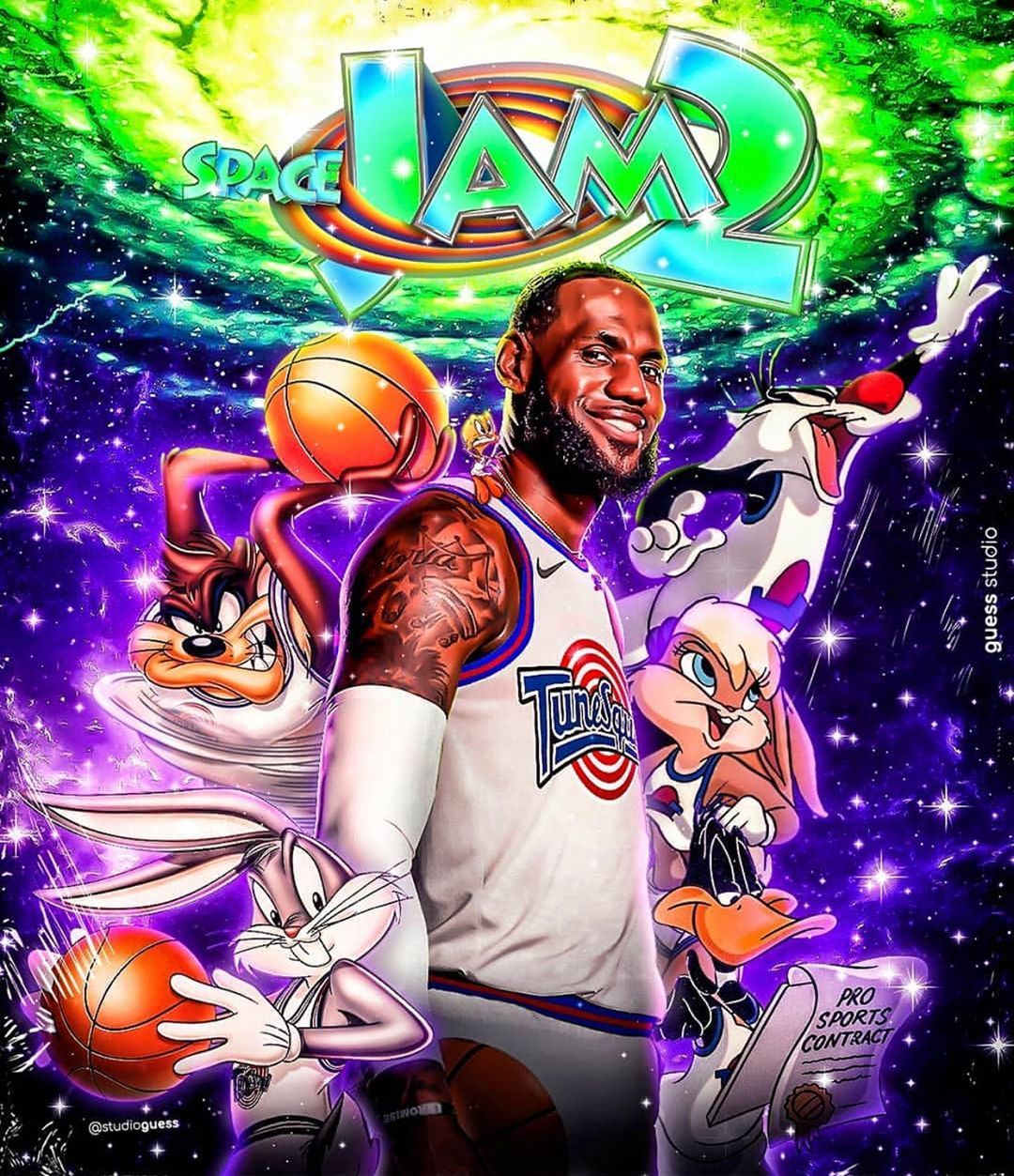 34 2 Mil Curtidas 906 Comentarios Lebron James Lebron King James No Instagram Who Will Be Watching Space Jam Lebron James Art Lebron James Space Jam