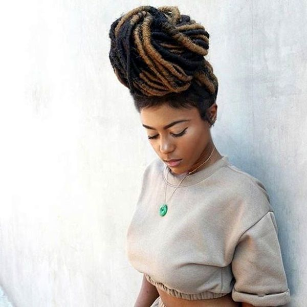 45 Natural Hairstyles for Black Women