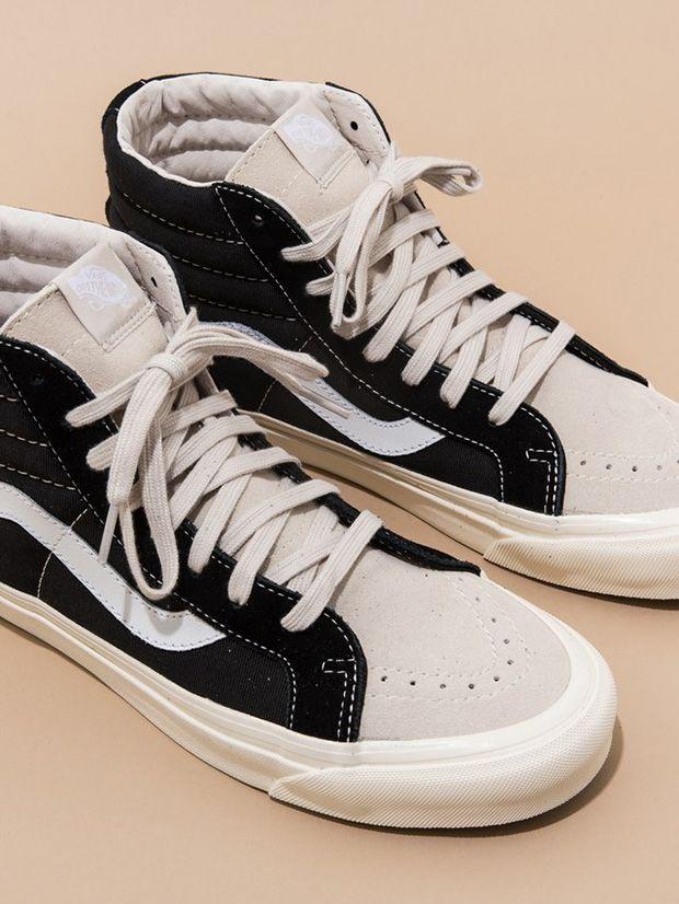 Fear Of God Vans Collaboration Available At Pacsun Sneakernews Com Vans Sk8 Cute Shoes Shoes Mens