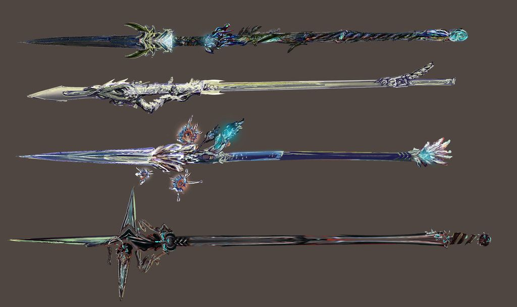 22++ Weapons fantasy info