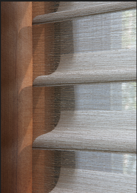 Hunter Douglas Silhouettes The Most Expensive Semi Sheer Blind You Can Put On A Window But Also The Most Beautiful Blinds Blinds For Windows Outdoor Blinds