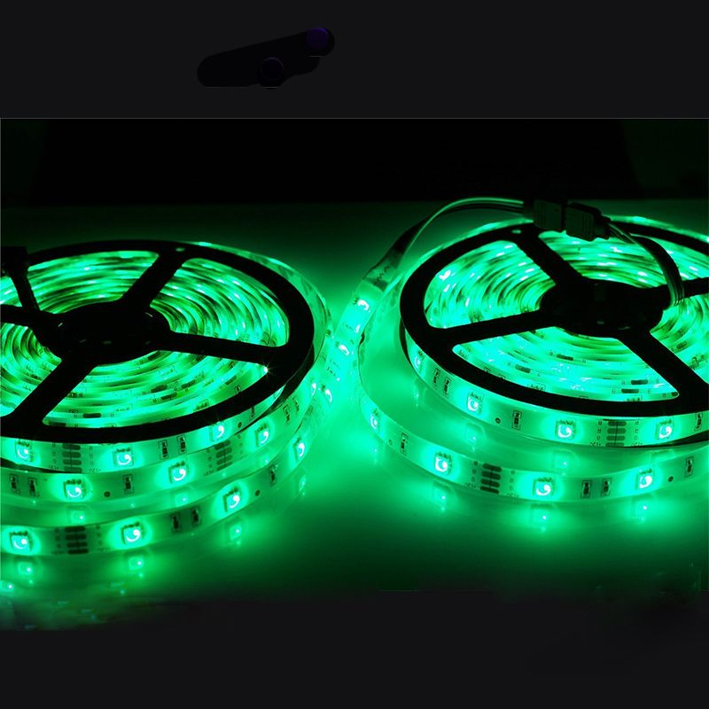 Green Led Light Strips Rxment Led Light Strip 10M 2X5M 328 Ft 5050 Smd Rgb 300 Led Ip65