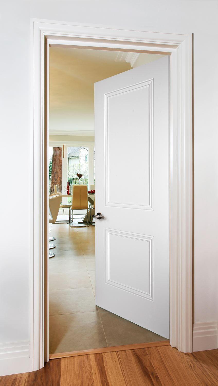 Wentworth 2-Panel Oak (Bespoke) & Wentworth 2-Panel Oak (Bespoke) | Traditional Internal Doors ...