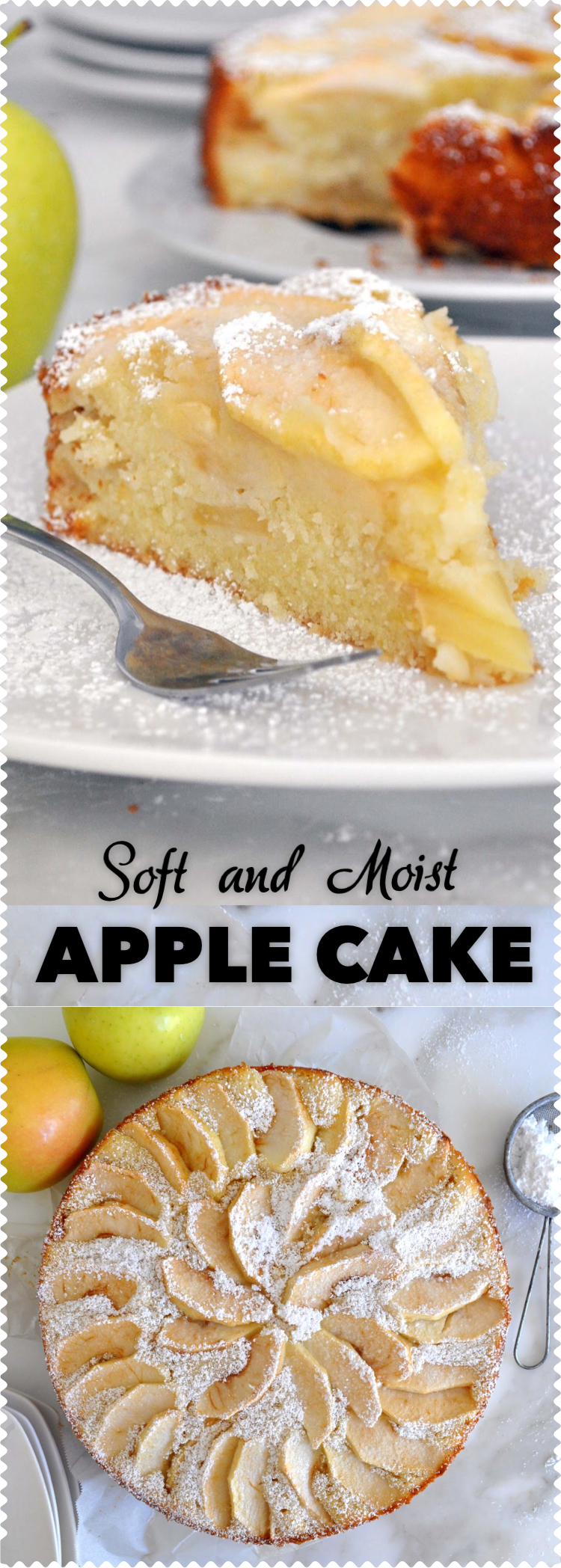 10 cake Apple easy ideas