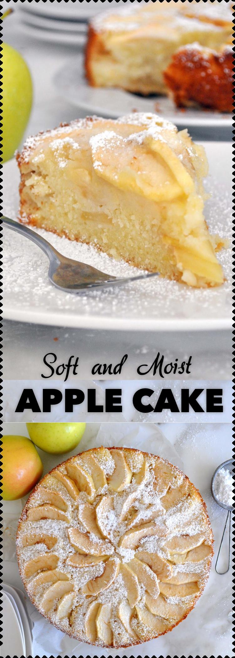 10 cake Apple easy ideas