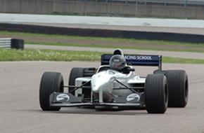 Drive An F1 Car 600 Bhp Fun At Three Sisters Driving Experience Car Racing