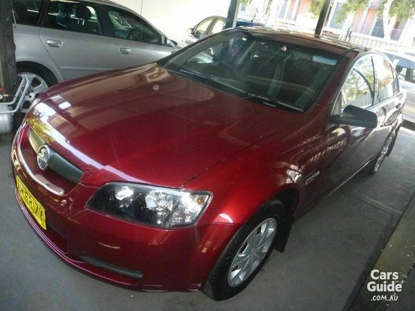 2006 Holden Commodore Omega For Sale 5999 Automatic Sedan