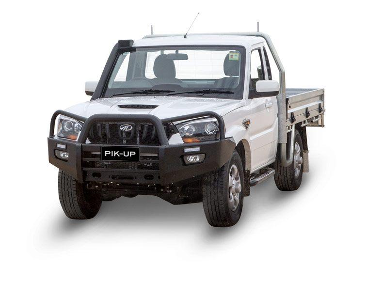 Pik Up Single Cab Mahindra Auto Con Imagenes