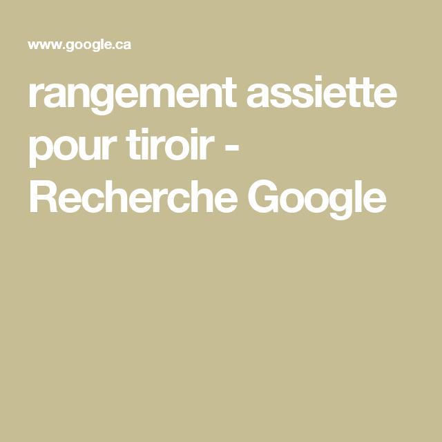 rangement assiette pour tiroir - Recherche Google | Rangement tiroir, Maison du lac, Tiroir