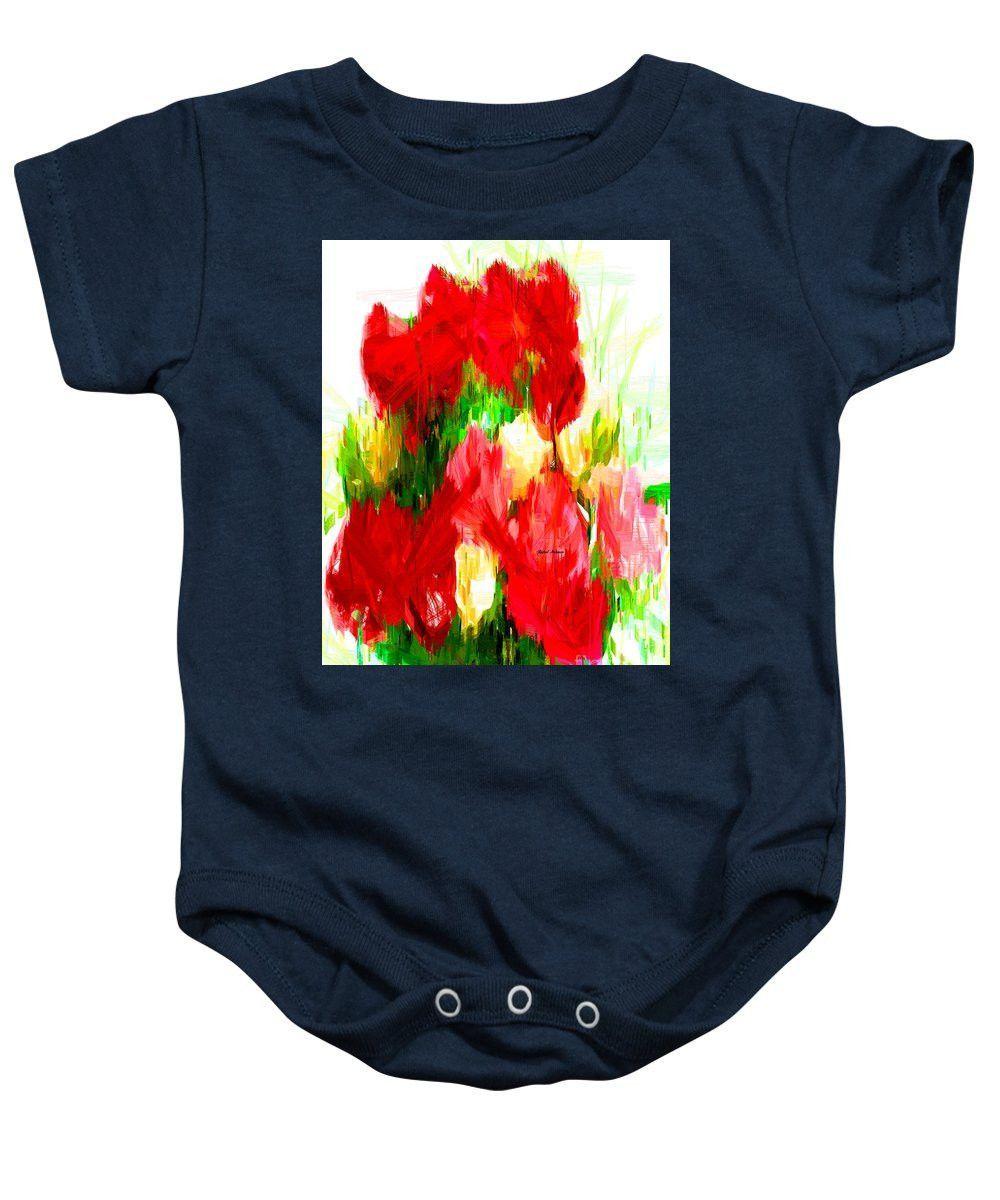 Baby Onesie - Spring Bouquet