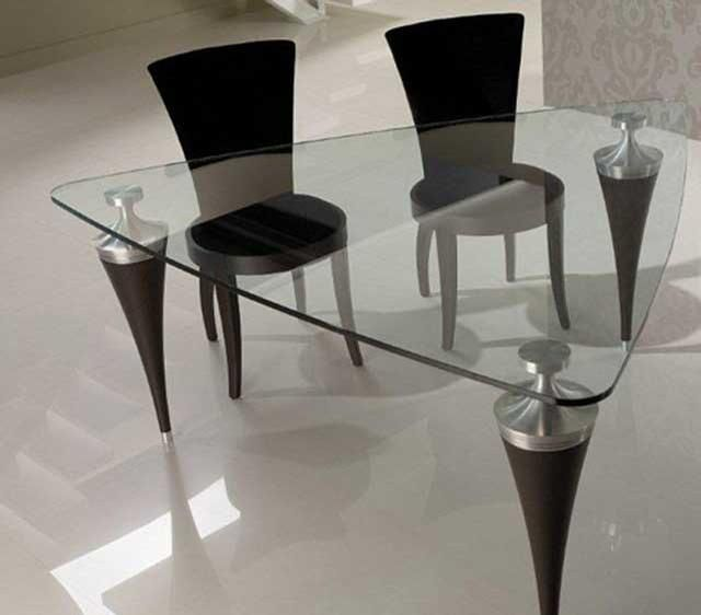 We Love This Triangular Dining Table! Visit Our Website For More Unique  Pieces Www.