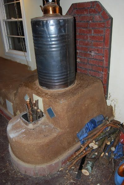 Oil Drum In My Living Room Design Competition Rocket Stoves