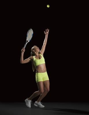 Muscles Engaged While Playing Tennis Livestrong Com Tennis Drills Plyometric Workout Tennis Workout