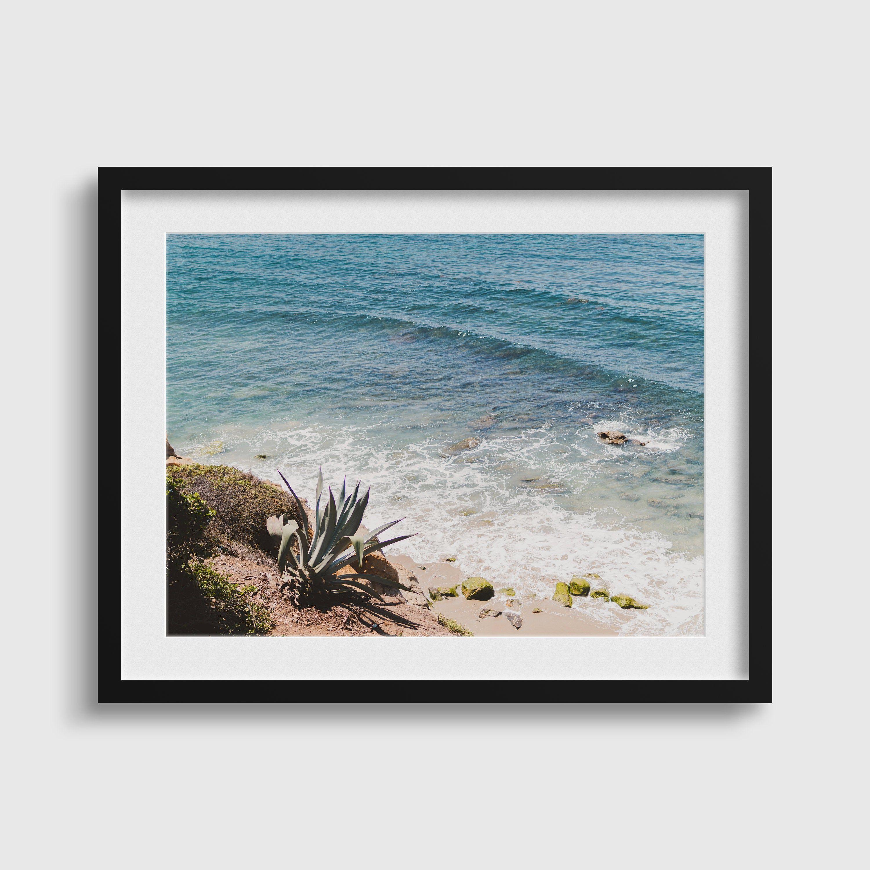 Ocean Print Laguna Beach Wall Art California Wall Decor Photography Prints Sea Wall Art Lagunabeach Photographyp Sea Wall Art Beach Wall Art Ocean Print