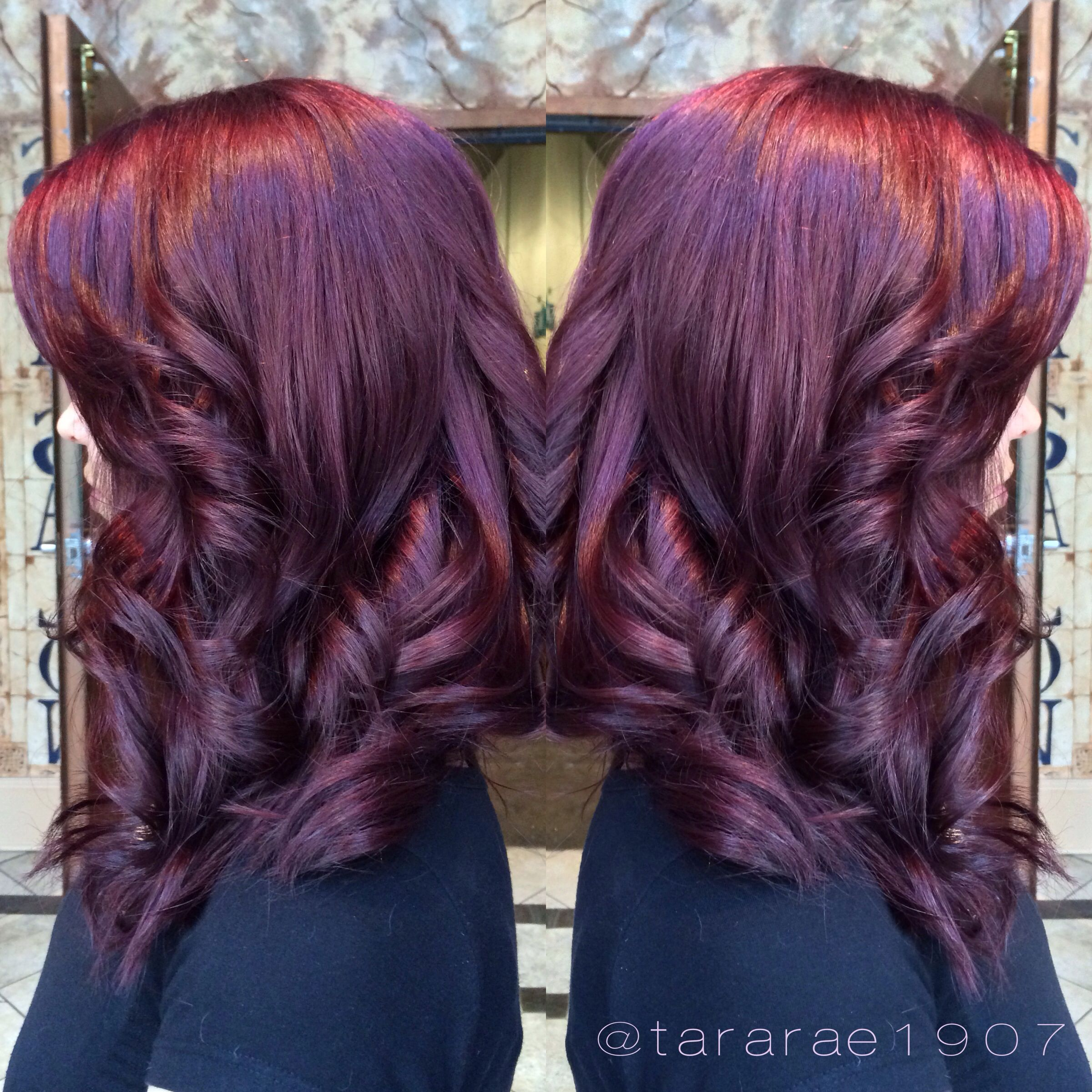 The best traditions of hair care: the palette of colors Capus