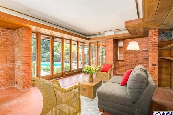 architect james de longs built this home for his parents in 1955 in altadena 539k - 1955 Home Design