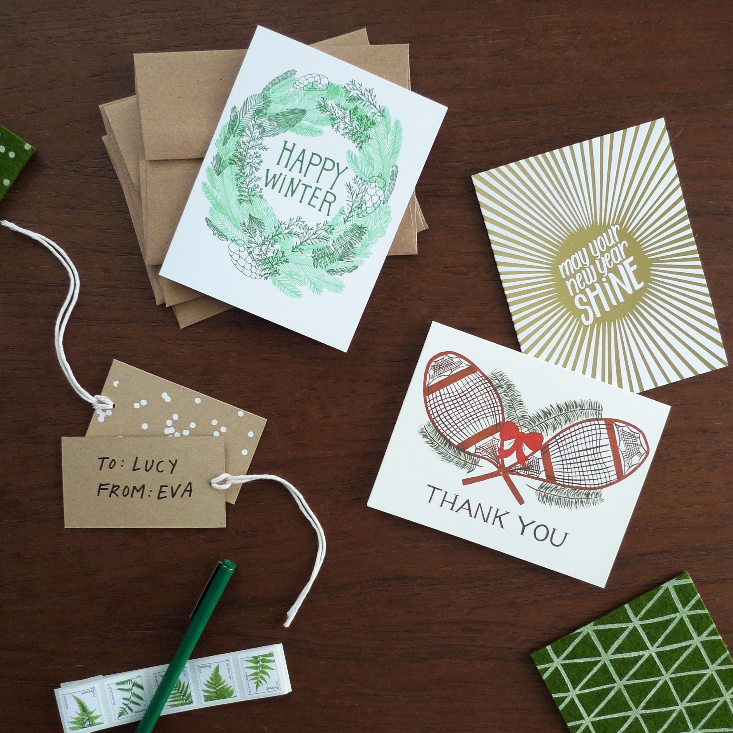 7 Easy Tips For Sending Holiday Season Snail Mail (With