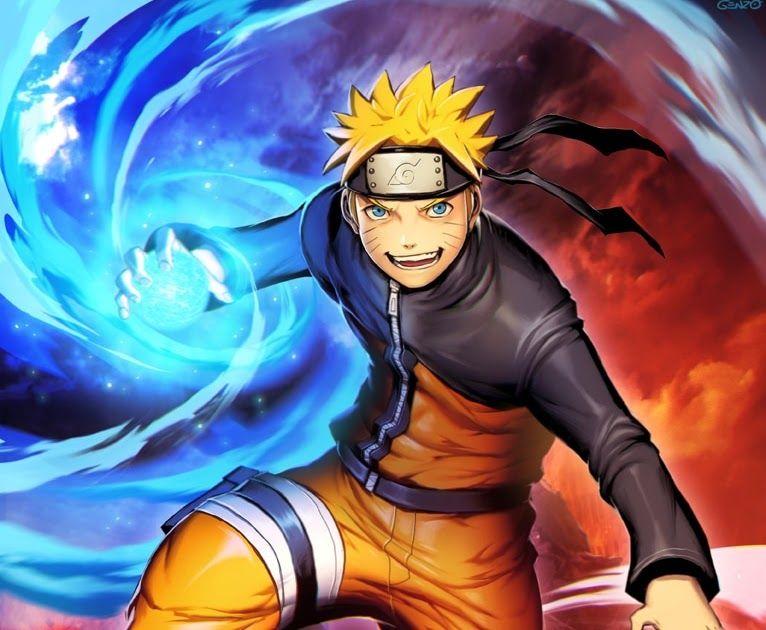 Hd Wallpaper Anime Naruto Keren 3d