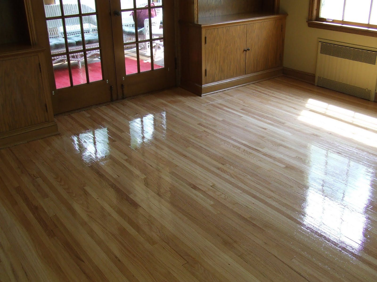 Synthetic Wood Flooring Kerala