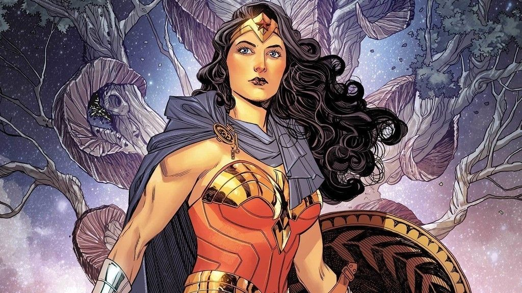 The Women Of Dc Comics Ink In Adam Withers S Dc Comics: Wonder Woman, Comics, Dc Comics Wallpaper