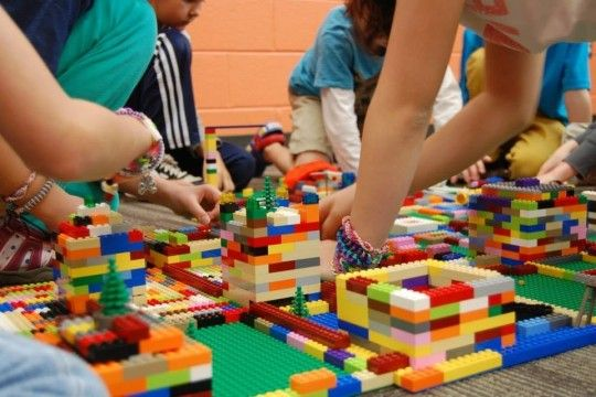 Winter Wonderland Workshop with LEGO - Ages 5-7 Peachtree City ...